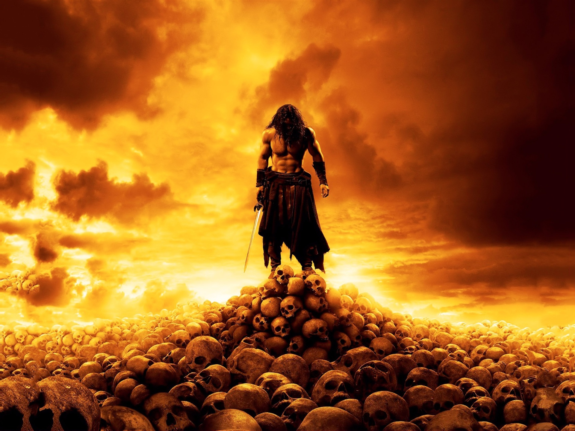 Conan the Barbarian 2011 1920x1440