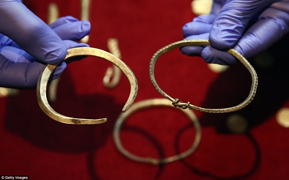 Watlington Hoard May Re-write Early English History. A…