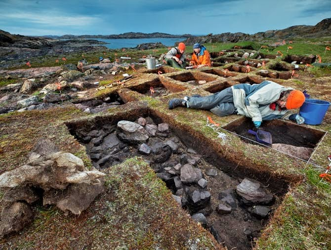 Evidence of Viking Outpost Found in Canada