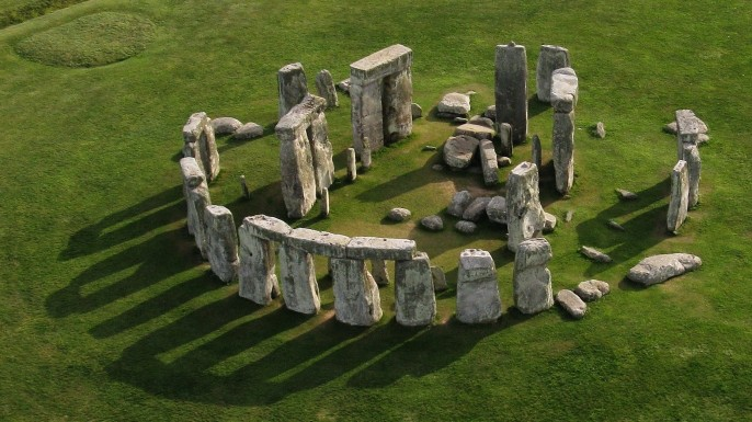 Answering The Question: How Places Like Stonehenge Were…